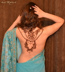 Tatuaj Henna Corp